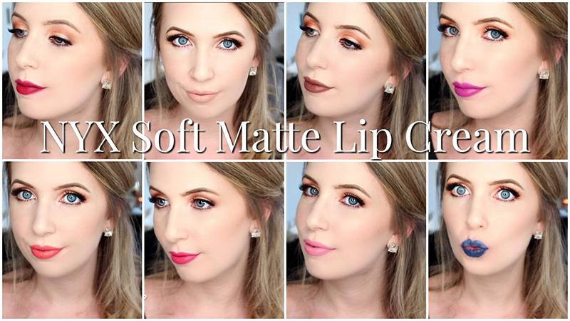 Bảng-màu-Son-Kem-Lì-NYX-Soft-Matte-Lip-Cream