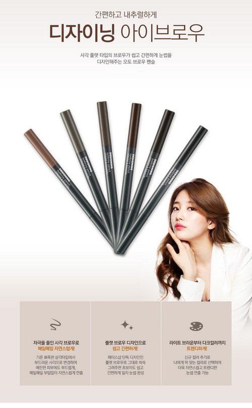 Chì-Kẻ-Mày-2-Đầu-The-Face-Shop-Designing-Eyebrow-Pencil-01