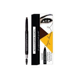 Chì mày định hình 2 đầu VACOSI Duo Auto Eyebrow Pencil #3
