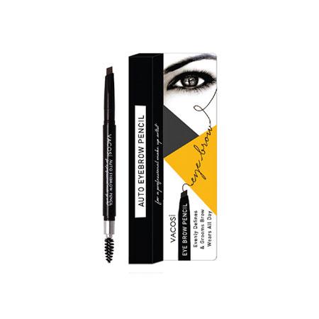 Chì mày định hình 2 đầu VACOSI Duo Auto Eyebrow Pencil #4