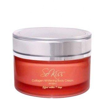 Kem dưỡng thể Sokiss Collagen Whitening Body Cream