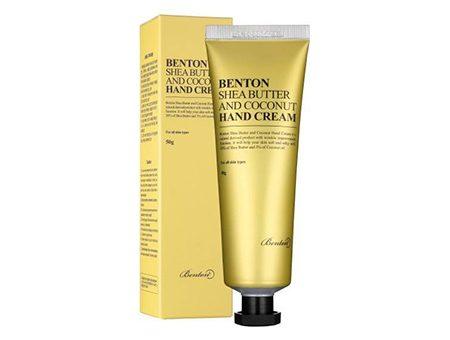 Kem dưỡng da tay Benton Shea Butter and Coconut Hand Cream