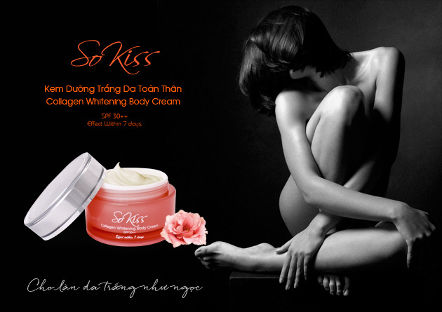 Kem-dưỡng-thể-SOKISS-Collagen-Whitening-Body-Cream