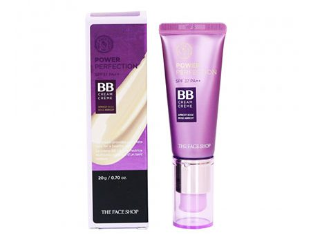 Kem nền The Face Shop Cream Power Perfection BB Cream