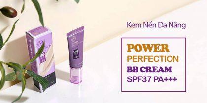 Kem-nền-The-Face-Shop-Cream-Power-Perfection-BB-Cream