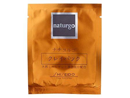 Mặt nạ lột mụn bùn non Shiseido Naturgo