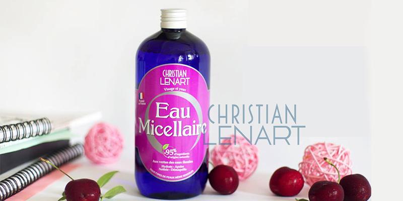 Nước tẩy trang Christian Lenart Eau Micellaire 100ml