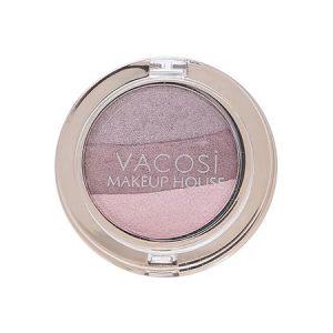 Phấn mắt trang điểm Vacosi Eyeshadow Hàn Quốc 3 màu 04