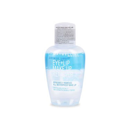 Tẩy trang Maybelline Make Up Remover mắt môi
