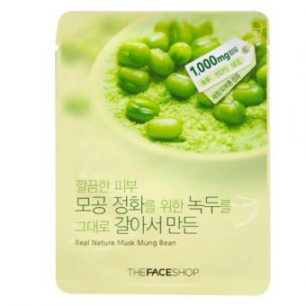 Mặt nạ The Face Shop Real Nature Mask Sheet