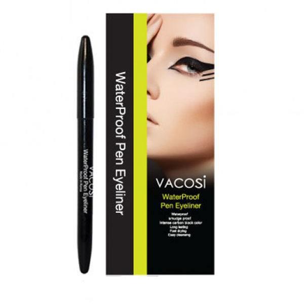 Kẻ mắt nước không trôi Vacosi Waterproof Pen Eyeliner EL02
