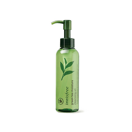 Dầu Tẩy Trang Innisfree Green Tea Moisture Cleansing Oil