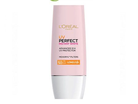 Kem chống nắng trắng da L'oreal Perfect Instant White SPF50+ 30ml