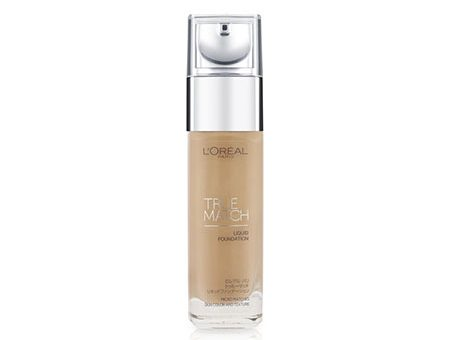 Kem nền L'oreal True Match Liquid Foundation mịn da