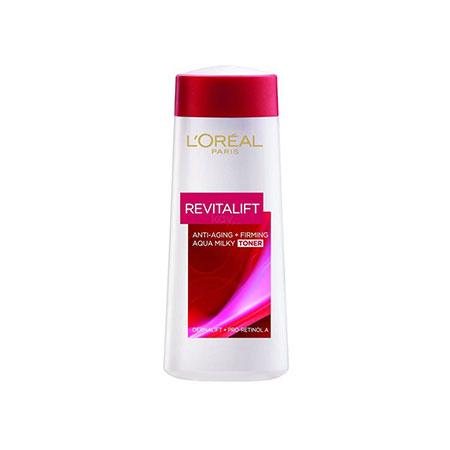 nước hoa hồng L'oreal Revitalift Aqua MilkyToner