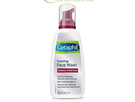Sữa Rửa Mặt Cetaphil Foaming Face Wash 237ml