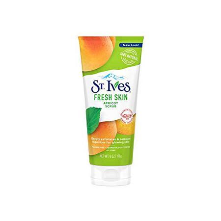 Sữa-rửa-mặt-ST.IVES-Fresh-Skin-Apricot-Scrub