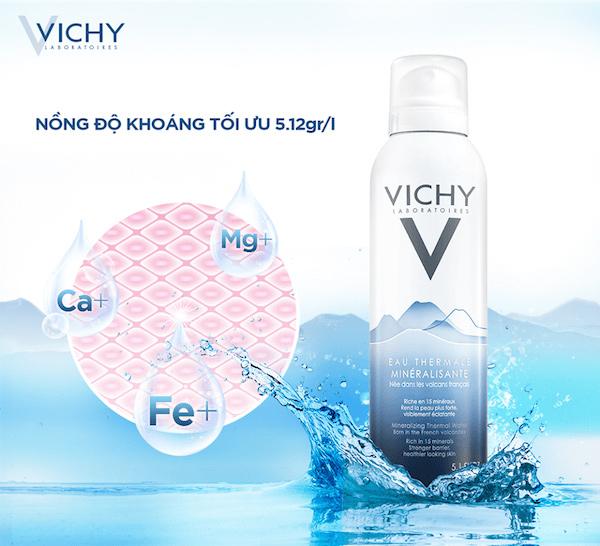 Xịt-khoáng-dưỡng-da-Vichy-Eau-Thermale-150ml