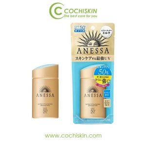 Kem chống nắng Anessa Shiseido Nhật Bản