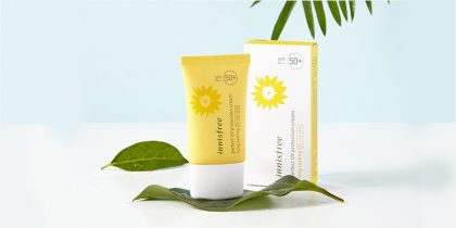 Kem-chống-nắng-Innisfree-Perfect-UV-Protection-Cream-Long-Lasting