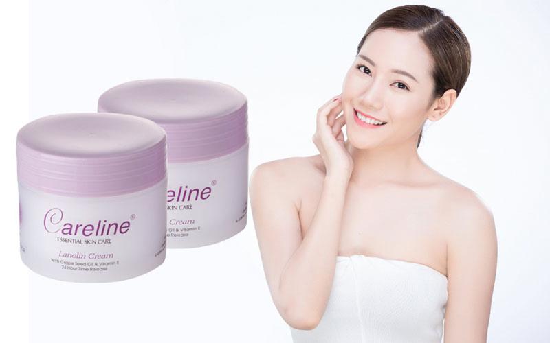 Kem-Dưỡng-Da-Careline-Essential-Skin-Care-Lanolin-Cream-100ml-01