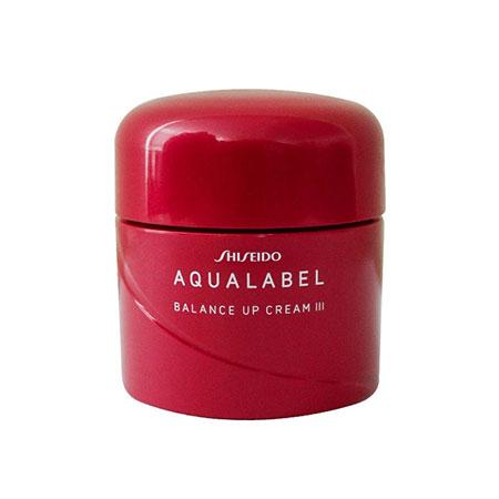 Kem dưỡng da Shiseido Aqualabel Balance Up Cream cấp ẩm