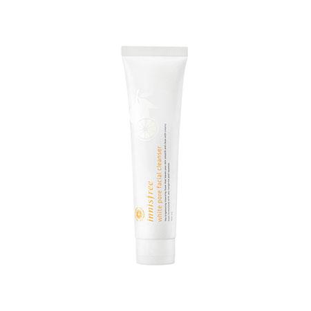 Sữa rửa mặt Innisfree White Pore Facial Cleanser trắng da
