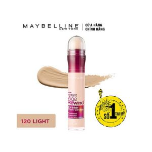 Bút che khuyết điểm Maybelline Instant Age Rewind 120 Light
