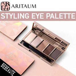 Bảng phấn mắt 5 màu Aritaum Styling Eye Palette #2
