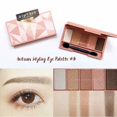 Bảng phấn mắt 5 màu Aritaum Styling Eye Palette #3