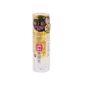 Essence đậm đặc nhau thai và collagen dưỡng da trắng mịn White Lable Placenta Rich Gold Essence 180ml