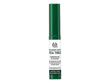 Gel chấm mụn The Body Shop Tea Tree Targeted Gel