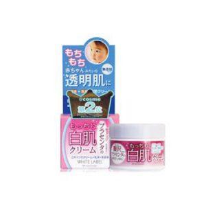 Kem Dưỡng Trắng Da Miccosmo Từ Nhau Thai White Lable Premium Placenta Cream 60g