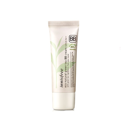 Kem Nền Innisfree Eco Natural Green Tea BB Cream