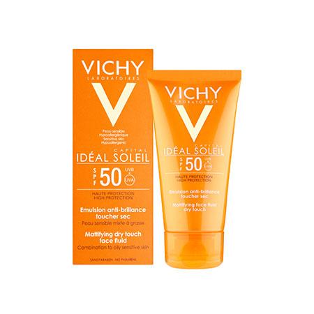 Kem chống nắng Vichy Ideal Soleil SPF 50 Pháp