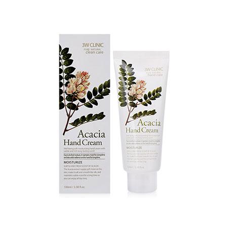 Kem dưỡng da tay 3W Clinic Acacia Hand Cream