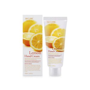 Kem dưỡng da tay 3W Clinic Lemon Hand Cream