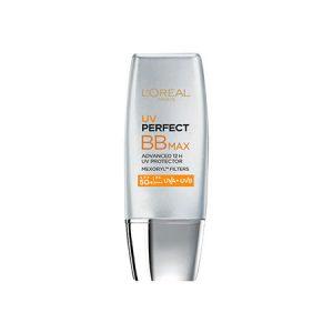 Kem nền L'oreal UV Perfect BBmax trang điểm chống nắng