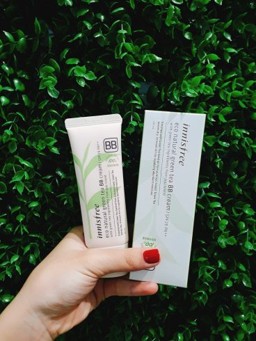 Kem Nền BB Cream Innisfree Eco Natural Green Tea