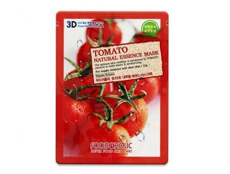 Mặt Nạ 3D Cà Chua Tomato Natural Essence Mask Foodaholic