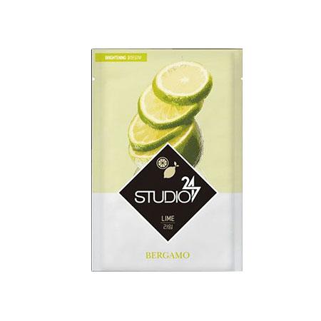 Mặt nạ Bergamo Studio Lime Mask Pack Hàn Quốc