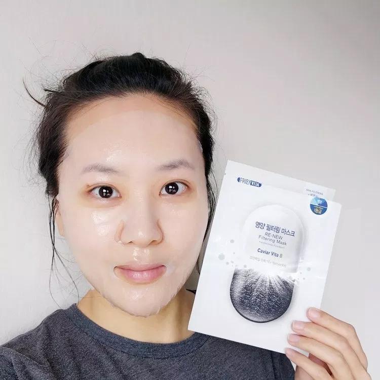 Mặt-nạ-Frienvita-Re-new-Filtering-Mask-Caviar-Vita-B