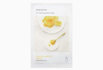 Mặt-nạ-Innisfree-My-Real-Squeeze-Mask-Manuka-Honey-Hàn-Quốc