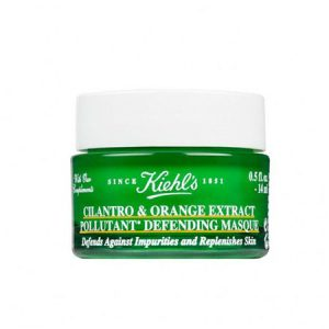Mặt nạ Kiehl's Cilantro Orange Extract Pollutant Defending Masque