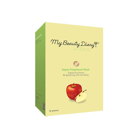 Mặt nạ My Beauty Diary Apple Polyphenol Mask Brightening and Clarifying
