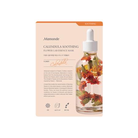 Mặt nạ Mamonde Calendula Soothing dưỡng da dịu nhẹ