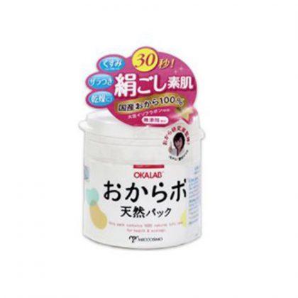 Mặt nạ dưỡng trắng da chiết xuất váng đậu nành Okalad Natural Pack 130g
