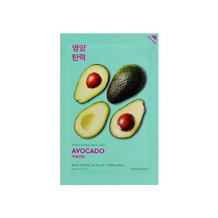 Mặt nạ giấy Holika Holika Pure Essence Mask Sheet Avocado