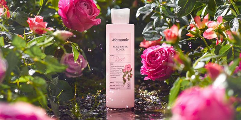 Nước hoa hồng Mamonde Rose Water Toner 200ml