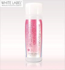 Nước hoa hồng dưỡng da trắng mịn Premium Placenta Essence